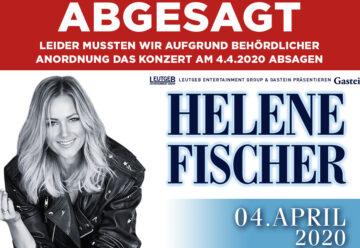 Das Comeback von Helene Fischer findet nicht statt!