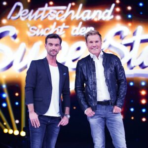 Florian Silbereisen & Dieter Bohlen
