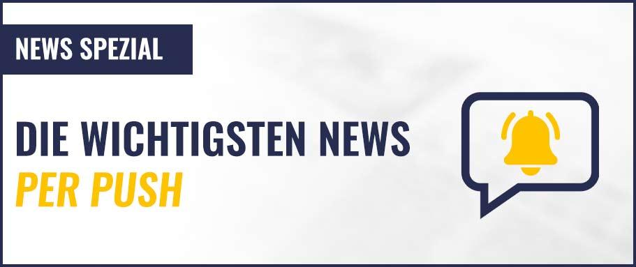 Push-Nachrichten von Schlager.de