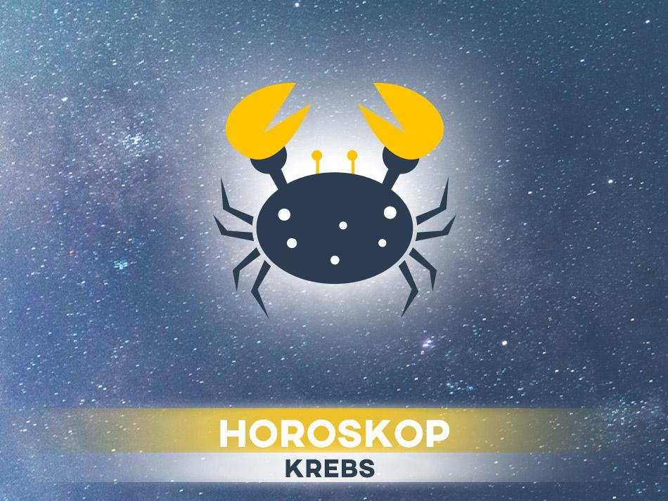 horoskop krebs single frau heute