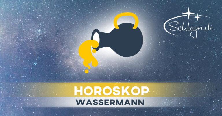 Tageshoroskop Wassermann für heute