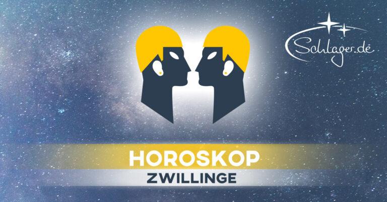 Tageshoroskop Zwillinge für heute