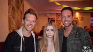 Tom, Jessi und Andy