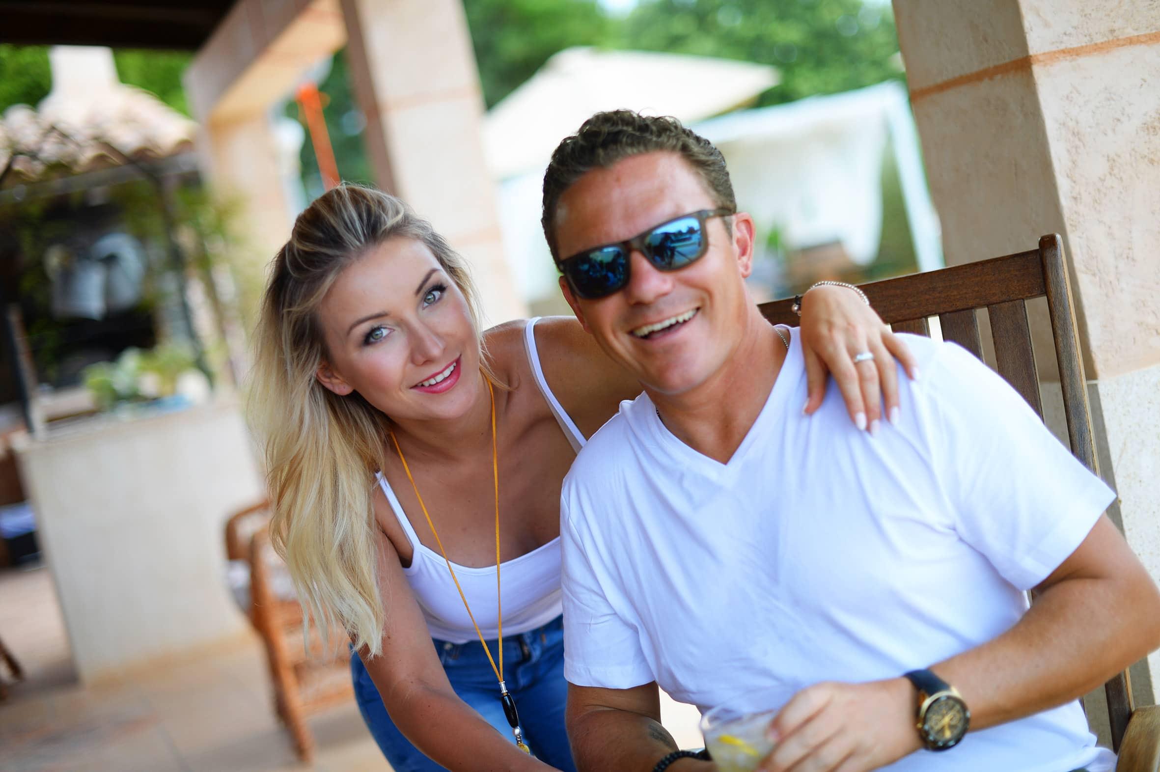 """Stefan Mross & Anna-Carina Woitschack: """"Wir wünschen uns ..."""