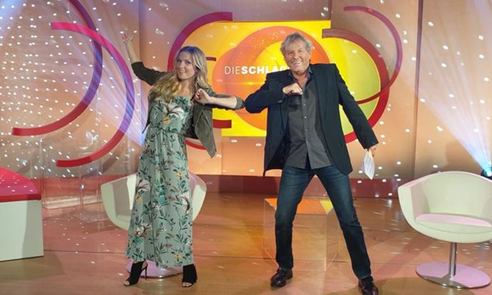 Anni Perka: Erster Auftritt nach Corona-Erkrankung!