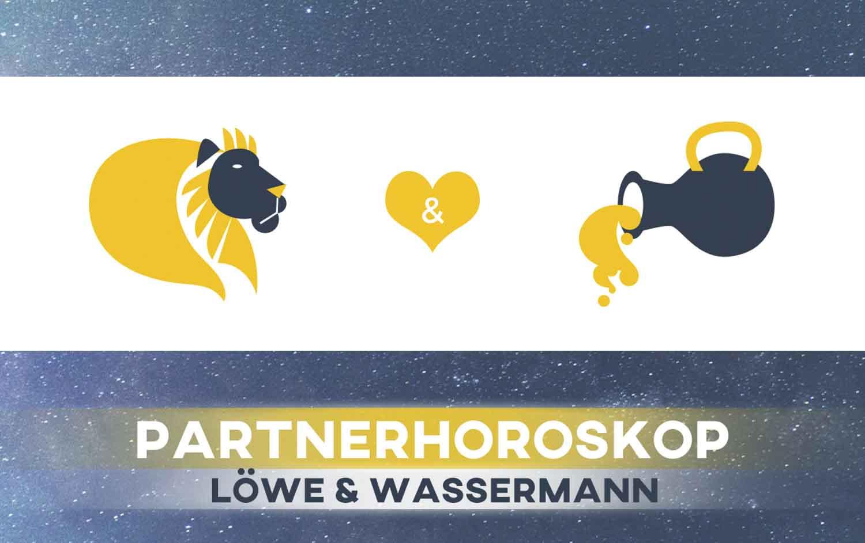 Löwe und Wassermann: Passen die Sternzeichen zusammen
