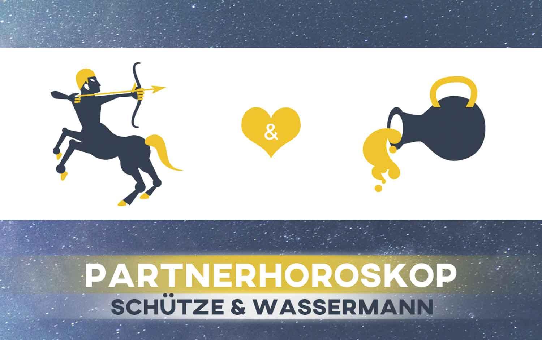 Wassermann Und Schütze Partnerschaft