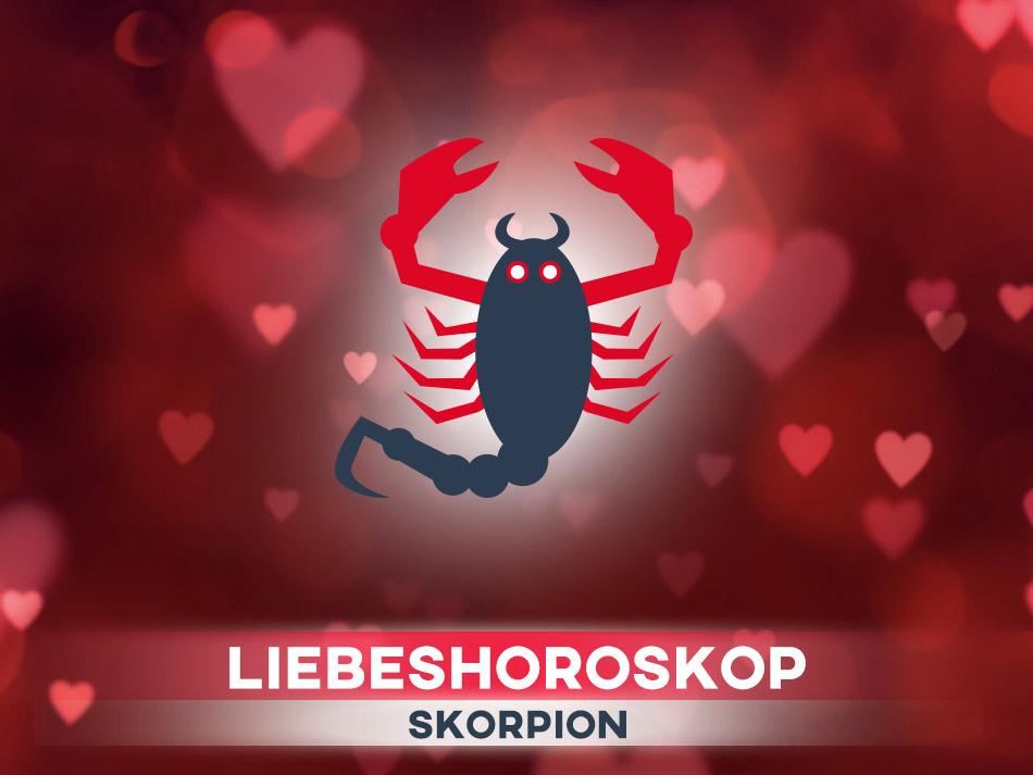 Skorpion Liebeshoroskop