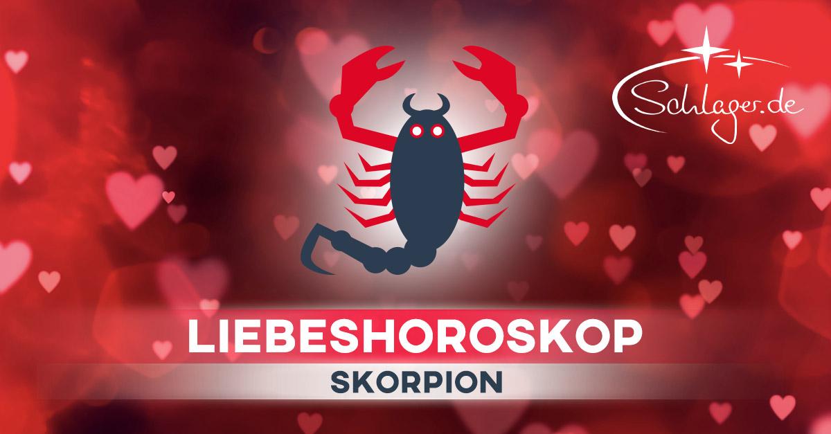 Liebeshoroskop Skorpion heute - Horoskop für Liebe
