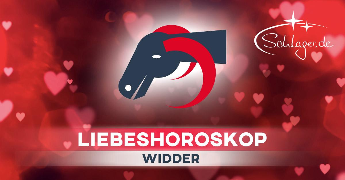Liebeshoroskop Widder und Krebs heute - Horoskop für Liebe