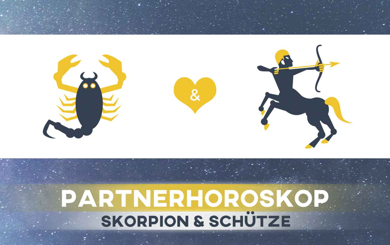 Skorpion und Schütze: Passen die Sternzeichen zusammen