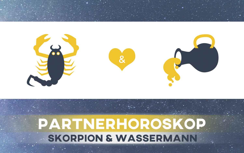 Skorpion und Wassermann: Passen die Sternzeichen zusammen