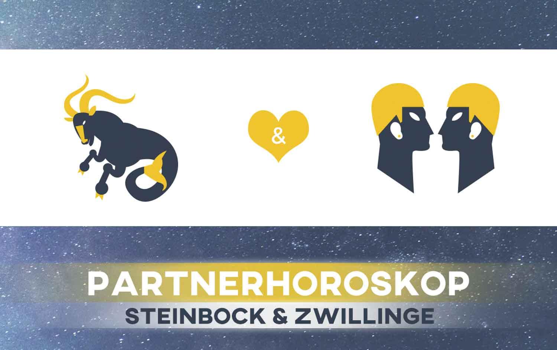 Steinbock und Zwillinge: Passen die Sternzeichen zusammen
