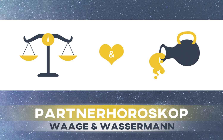 Waage und Wassermann: Passen die Sternzeichen zusammen