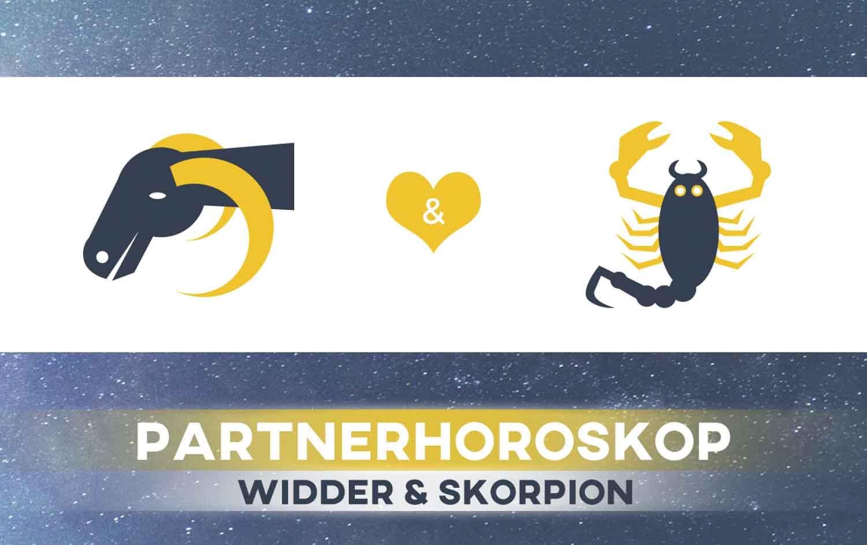 Widder und Skorpion: Passen die Sternzeichen zusammen