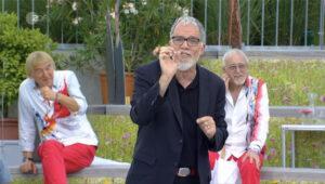 Screenshot © ZDF Fernsehgarten vom 12. Juli 2020