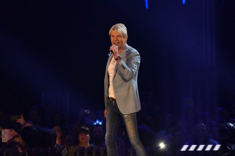 Matthias Reim: Schock für seine Fans!