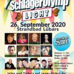 Plakat SchlagerOlymp LIGHT 2020-ohne Sponsoring