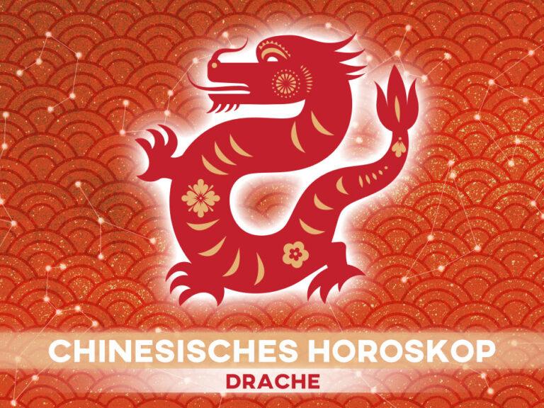 Chinesisches Horoskop für das Sternzeichen Drache
