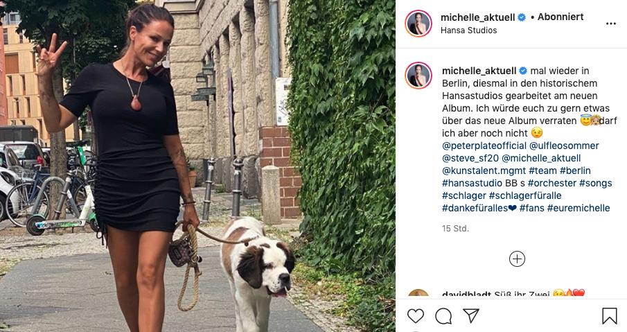 Screenshot Michelle