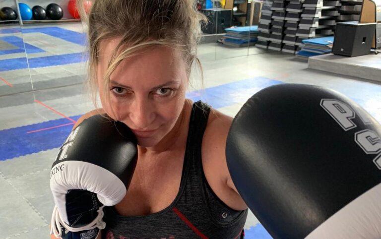 Yvonne König: Frau von NDW-Star Markus steigt in den Boxring!