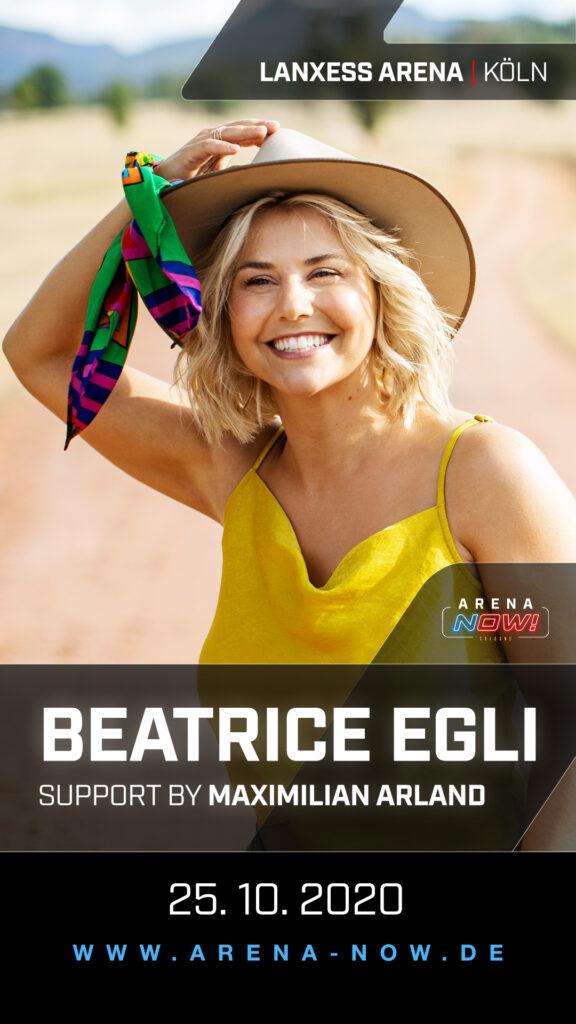 Beatrice Egli ArenaNow