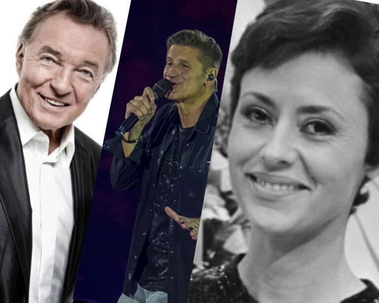 Karel Gott, Caterina Valente & PUR: Sie kommen wieder ganz groß raus!