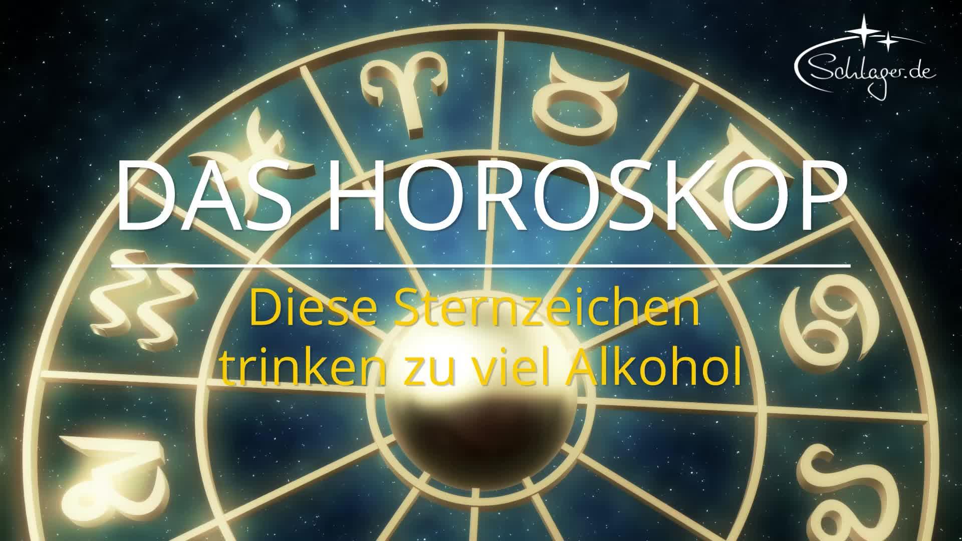 Horoskop Menue