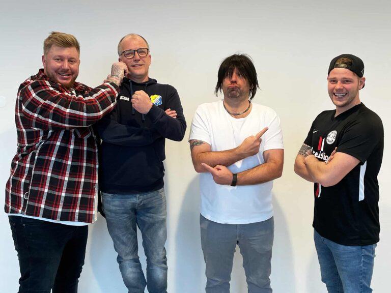 Wilke Zierden & Udo Tesch: Jetzt werden sie Schlagersänger!