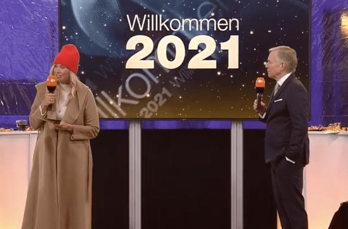 Silvester 2021 Brandenburger Tor