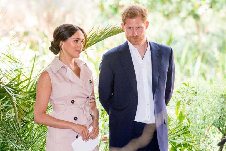 Harry & Meghan: Riesen-Krach nach der Geburt von Baby Lili
