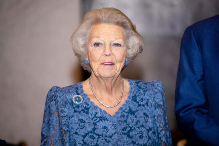 Ex-Königin Beatrix: Hollands fröhlichste Rentnerin