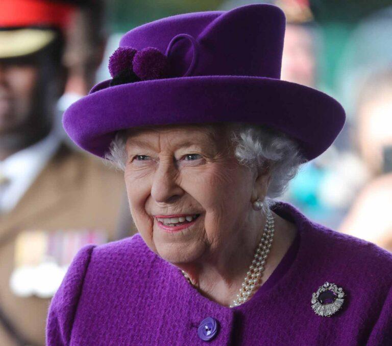 Die Queen: Blühende Liebe für die Ewigkeit
