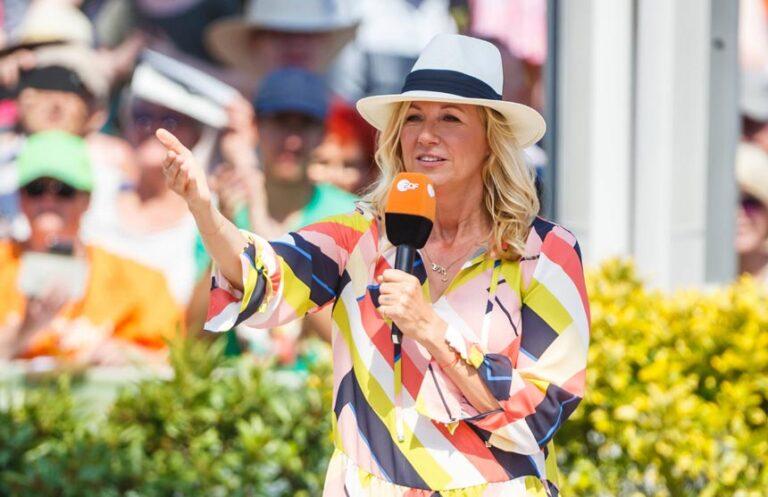 Andrea Kiewel: ZDF streicht ihren Fernsehgarten