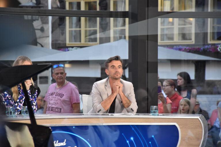 Florian Silbereisen: Corona-Drama am DSDS-Set