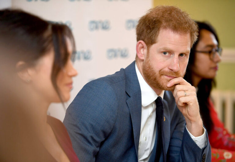Prinz Harry: DARUM zittert das britische Königshaus vor seiner Biografie