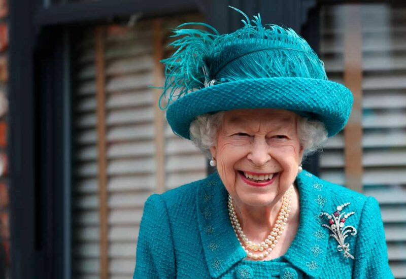 Queen vermögen der Das bescheidene