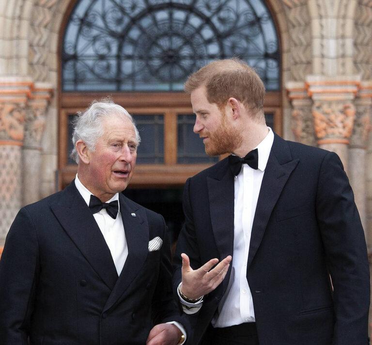 Prinz Charles: Er hat Harry enterbt!
