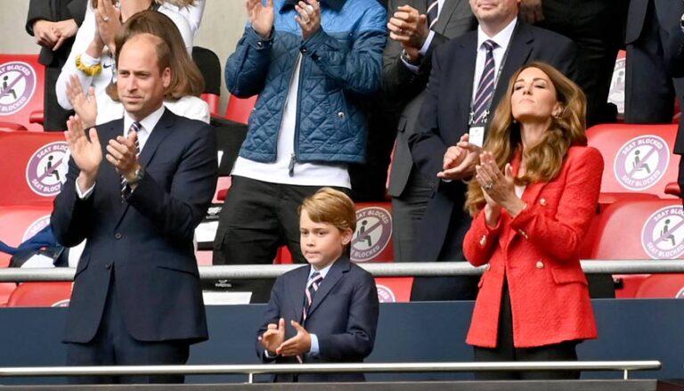 Herzogin Kate: Prinz George wird fies gemobbt