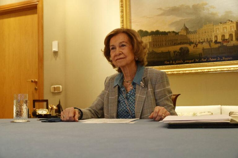 Sofia von Spanien: Zeugin der Anklage