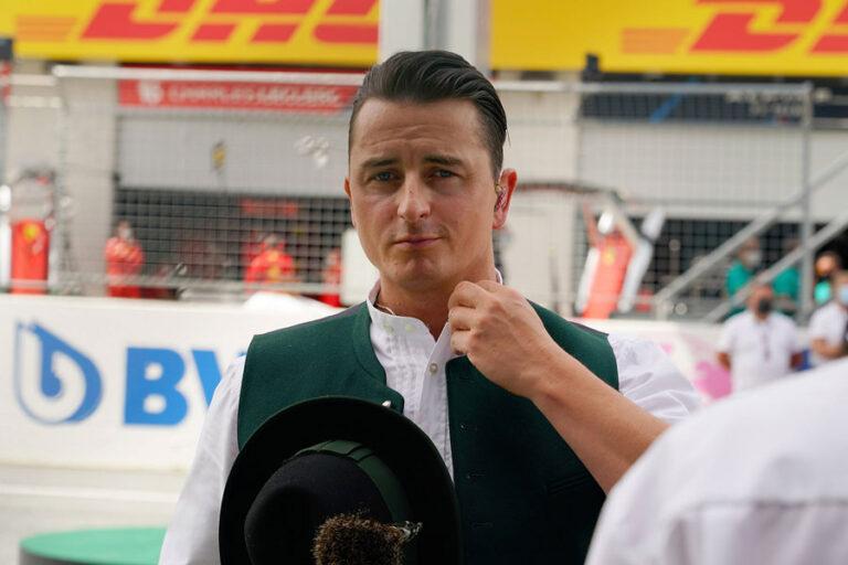 Andreas Gabalier: Er hat einen neuen Job
