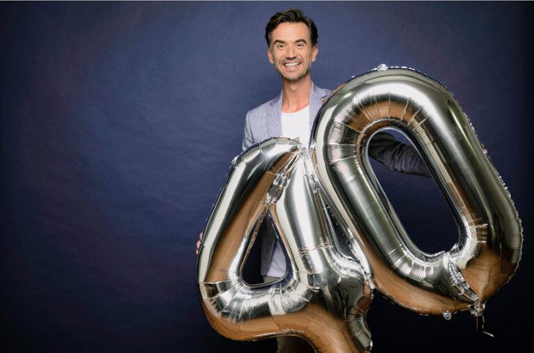 Florian Silbereisen wird 40: HIER gratulieren Freunde und Kollegen