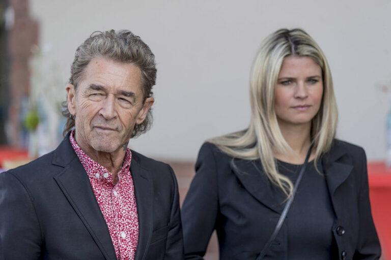 Peter Maffay: SO reagiert er auf die Kritik zum Altersunterschied seiner Partnerin