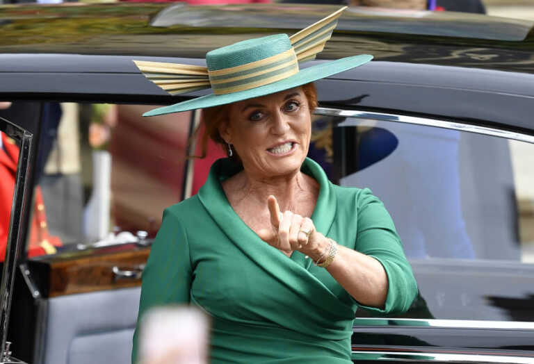 Herzogin Sarah Ferguson: Sie tobt über Skandalfotos vom Schwiegersohn