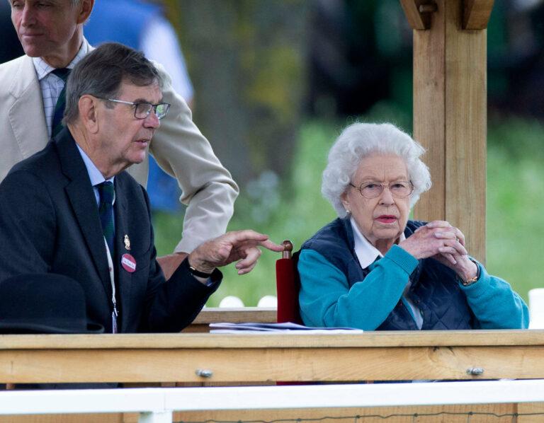 Queen Elizabeth: Lebensgefahr!