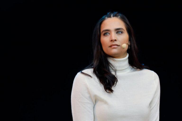 """Amira Pocher: """"Wir wollten nicht jammern"""""""