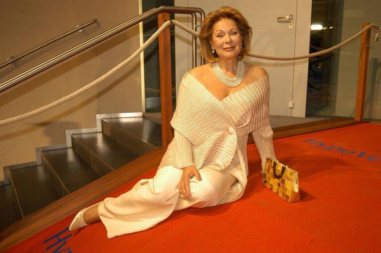 Heide Keller: Letzte Ruhe an ihrem Lieblingsort