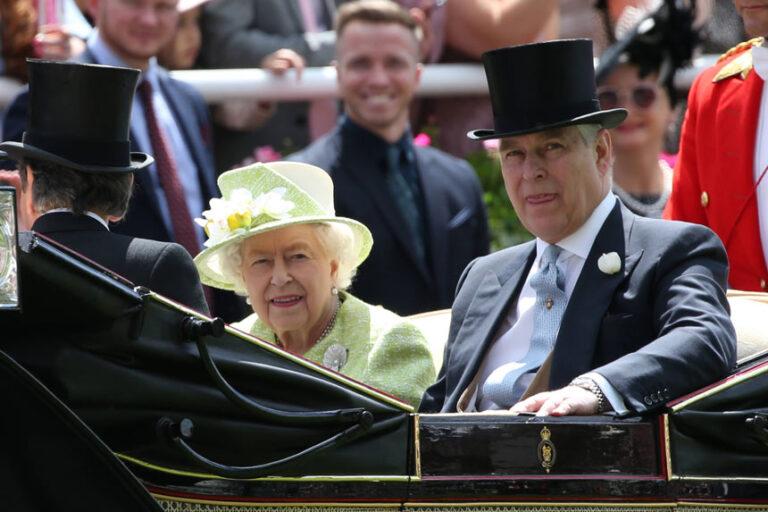 Prinz Andrew: Die Queen jagt ihn vom Hof