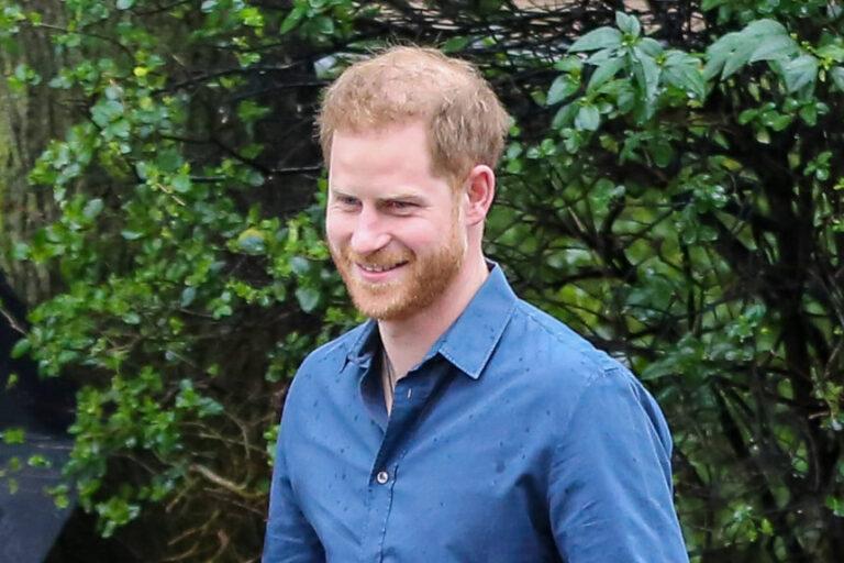 Prinz Harry: Happy Birthday von der ganzen Familie!