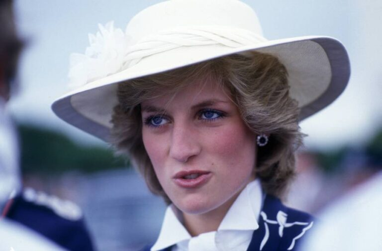 Prinzessin Diana: Sie tanzte mit den schönsten Männern Hollywoods …
